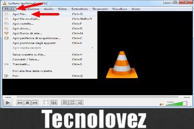 Come creare playlist m3u di file audio e video con VLC
