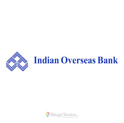 Indian Overseas Bank Logo Vector