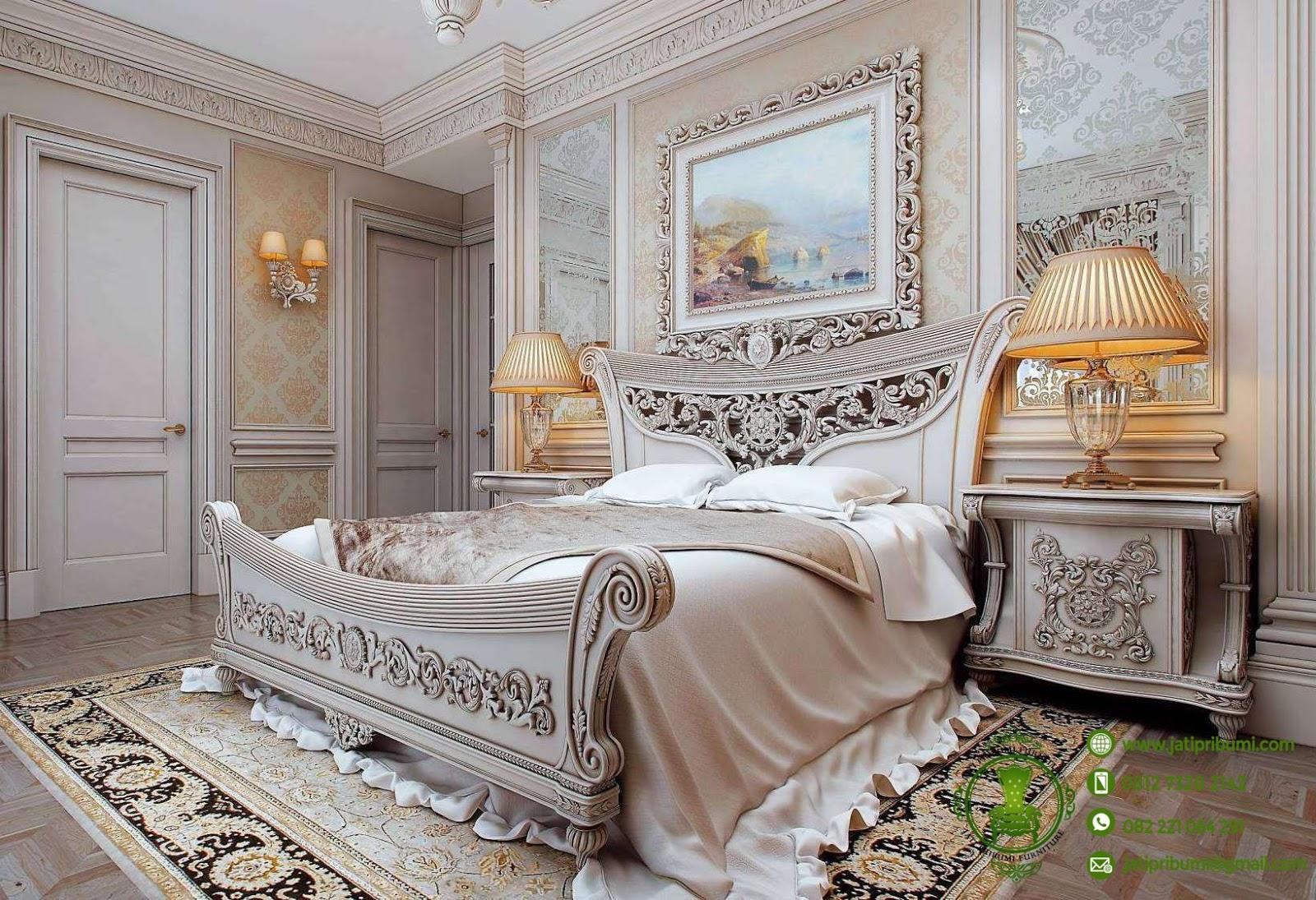 Model Tempat Tidur Pengantin Terbaru Klasik Mewah Terbaru Kamar
