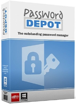 Password Depot 14.0.4 poster box cover