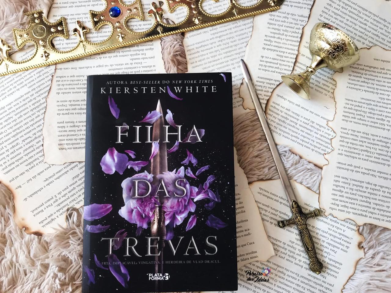 Filha das Trevas - Saga da Conquistadora #01 || Kiersten White