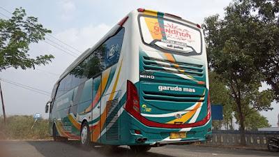 Foto Bus Garuda Mas Gendhuk E7576KC