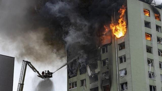 Itt a videó a 7 halottat követelő lakótelepi robbanás pillanatáról