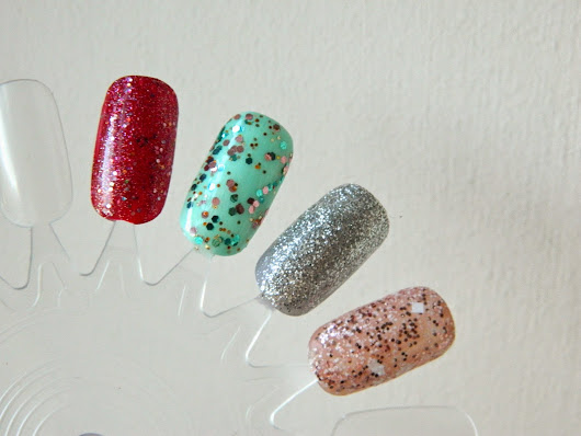Nail Picks for the Party Season!