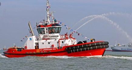 peranan Kapal pandu - Mengenal Kapal Pandu Atau Pilot Boat