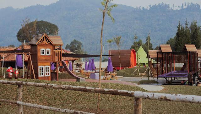 Tempat Wisata Bandung Terbaik dengan Biaya Sedikit