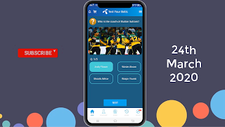 My Telenor Play and Win 24-03-2020