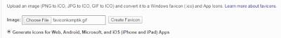Cara Menampilkan Favicon Di Semua Browser