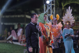 Balos Ajang Promosi Batik Lumajang