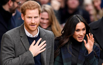 Meghan Markle & Prince Harry Wedding Invites Include 2,640 Members Of The Public