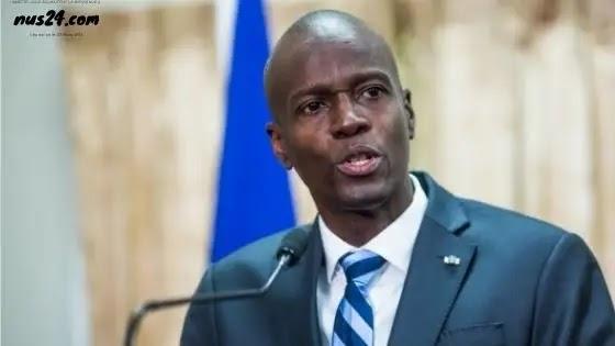 ASSASSINATION OF THE HAITIAN PRESIDENT