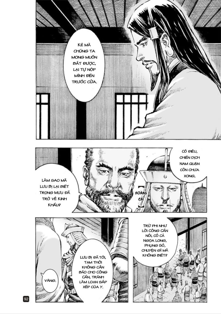 Hỏa Phụng Liêu Nguyên Chap 501 - Trang 9