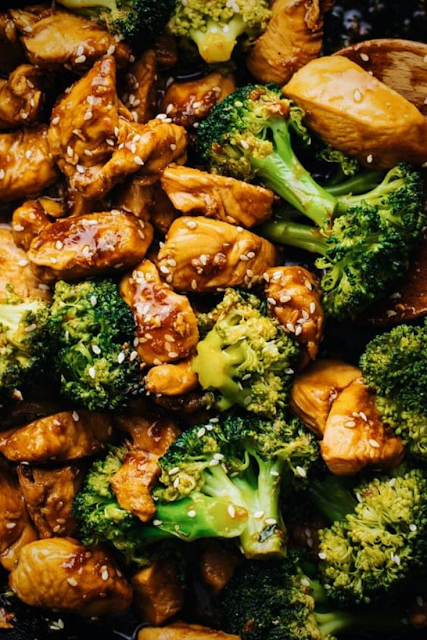 10-Minute Teriyaki Chicken Recipe