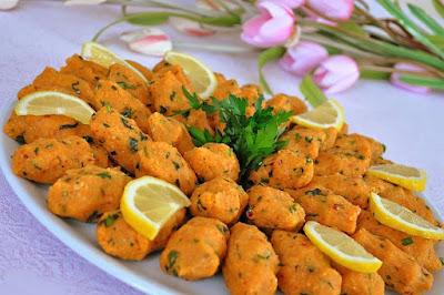 bulgurlu patates köftesi, köfte, kısırımsı, kısır, çiğ köfte, limon, maydanoz, yemek tarifleri, pratik yemekler, ev yemekleri
