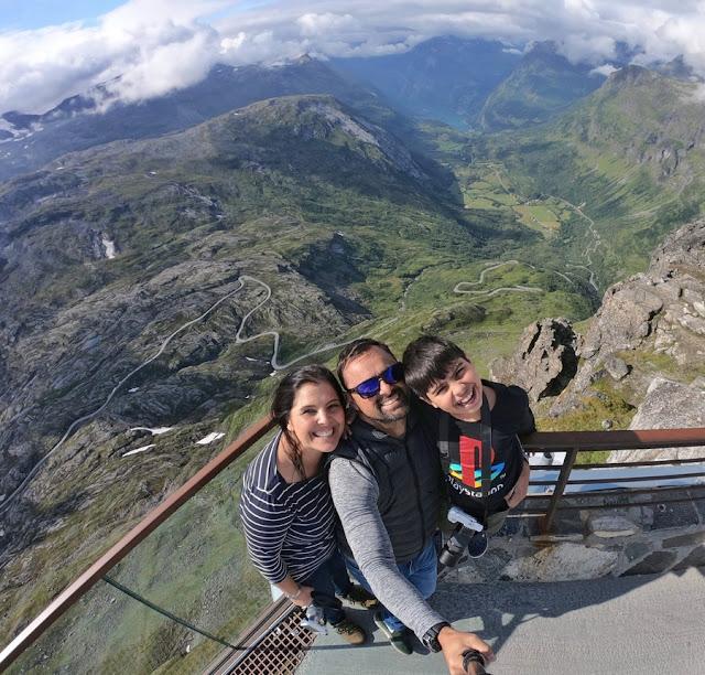 17 lugares para conhecer na Noruega