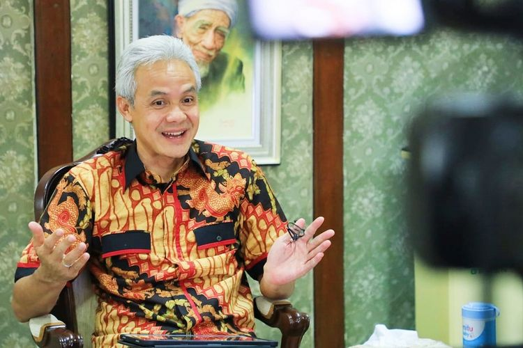 Ganjar Sulit Dapat Restu PDIP Gegara Bukan Trah Soekarno? Begini Pandangan Pengamat