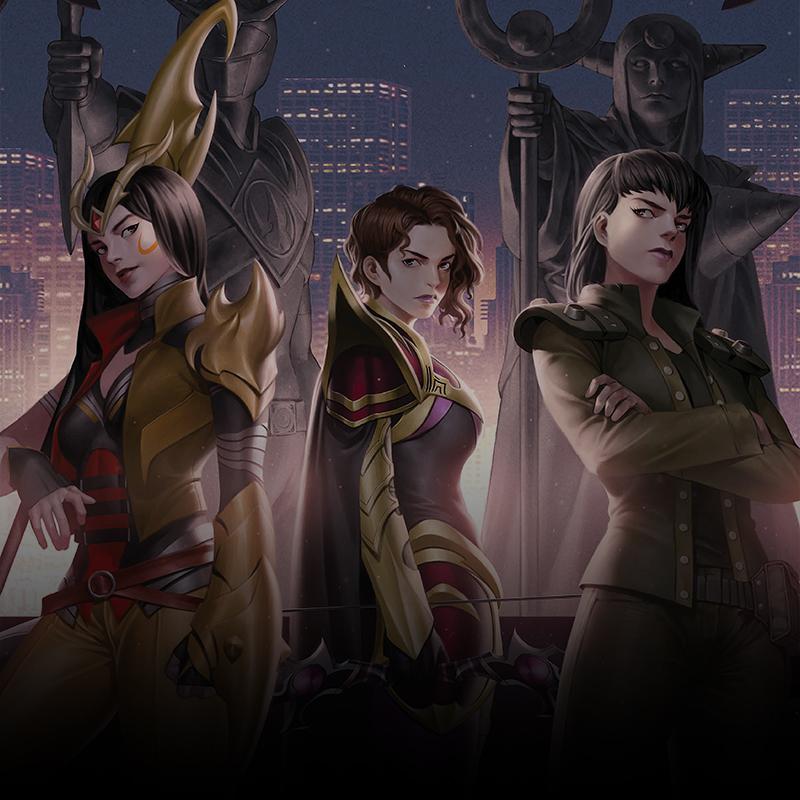 First Look at Power Rangers: Drakkon New Dawn #2