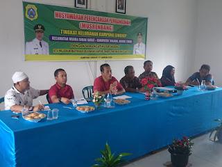Musrenbang Kelurahan Kampung Singkep Prioritaskan Pembangunan Tanggul