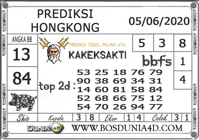 Prediksi Togel HONGKONG DUNIA4D 05 JUNI 2020