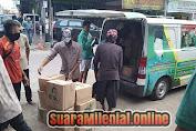 Azhar Arsyad: Ribuan Paket Sembako Didistribusikan Serentak Ke 24 DPC PKB Sulawesi Selatan