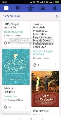 iPusnas. Yakin Tidak Mau Install  Perpustakaan Digital ini di HP Android Kamu?