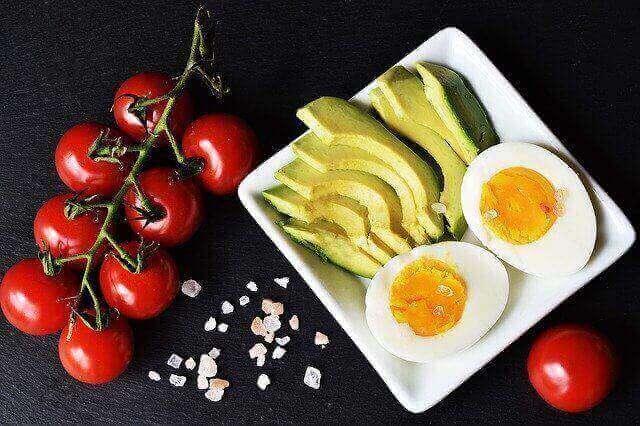 7 أغذية حمية كيتو لفقدان الوزن