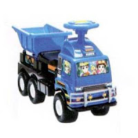 Ride-On Car SHP HT661 Heavy Truck