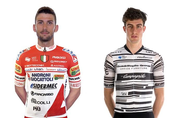 El Eolo - Kometa ficha a Davide Bais y a Mattia Frapporti