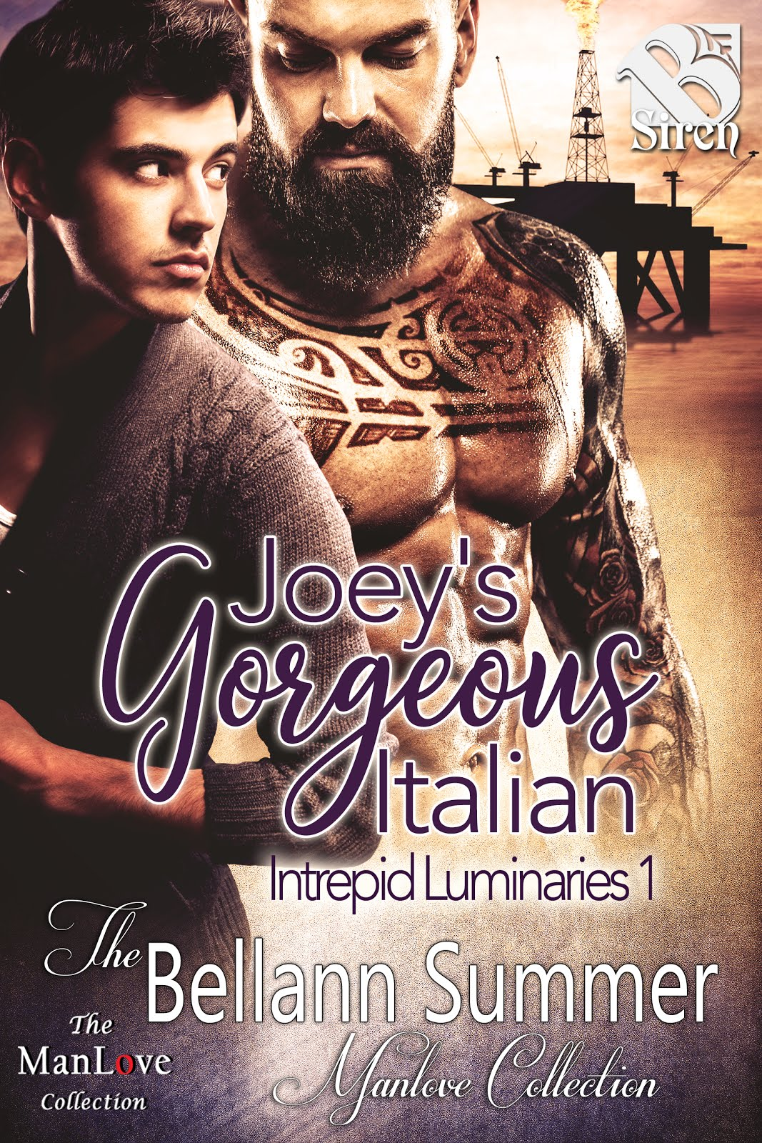 Joey's Gorgeous Italian (Intrepid Luminaries)