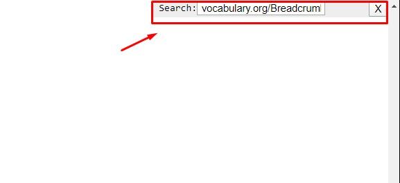 Error Data-vocabulary.org Schema Deprecated Google Search Console Blogger