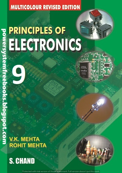 pdf] Principle of Electronics By V K Mehta and Rohit Mehta Pdf