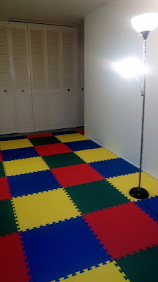 Greatmats Play Mats Foam Tiles living room