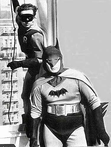 BATMAN E ROBIN 1949