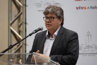 Pré-candidato a governador, João Azevedo prevê que PSB formará coligação com 16 partidos