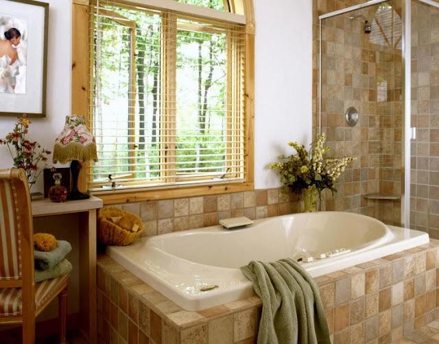 Contoh model kamar mandi minimalis terbaru