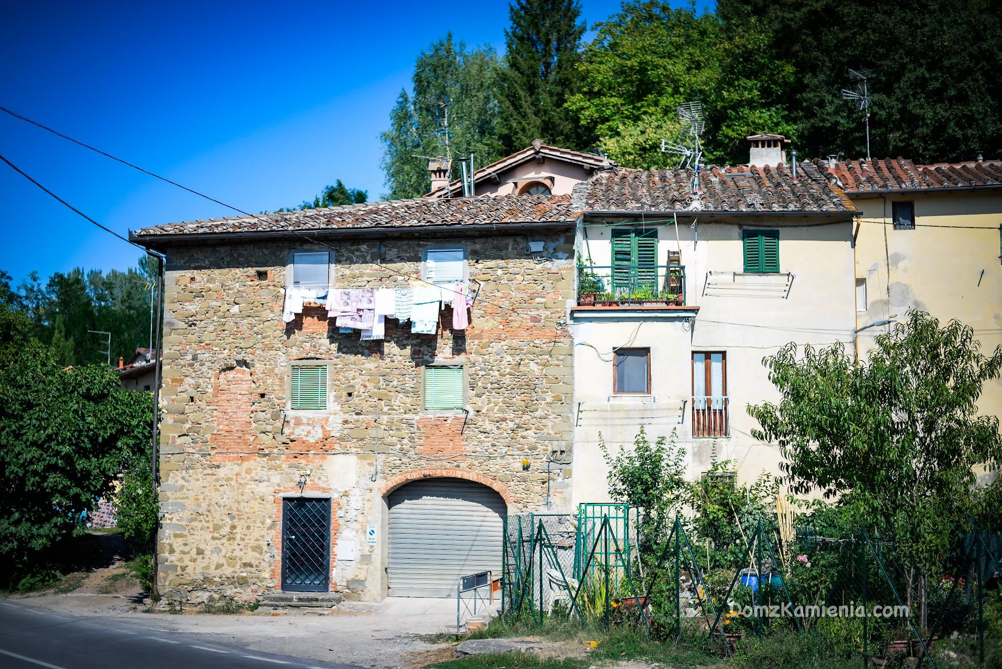 Dom z Kamienia blog, Ponte a Vicchio