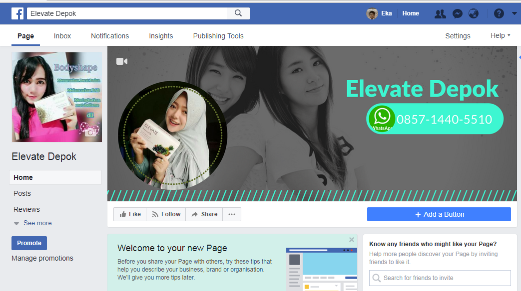 Cara Menambahkan Admin Baru Ke Fanspage Facebook Anda