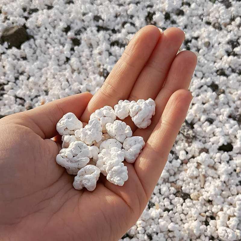 popcorn sand island, sand island popcorn, fuerteventura beach, popcorn beach, beach popcorn, popcorn sand,