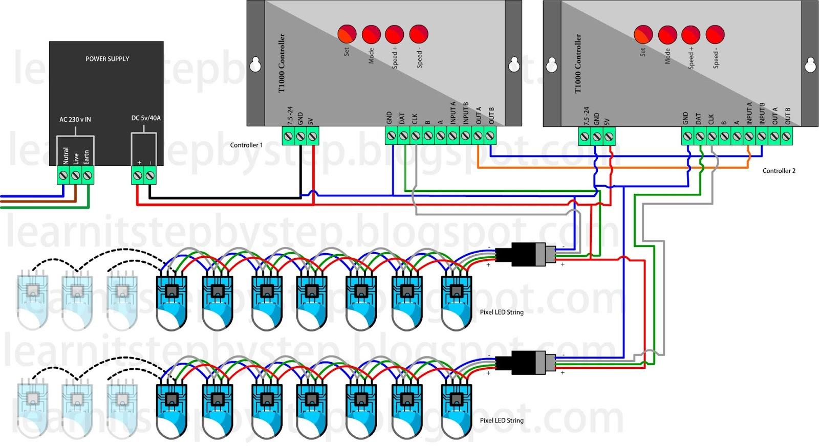 Led Panel Wiring Diagram Get Free Image About Wiring Diagram