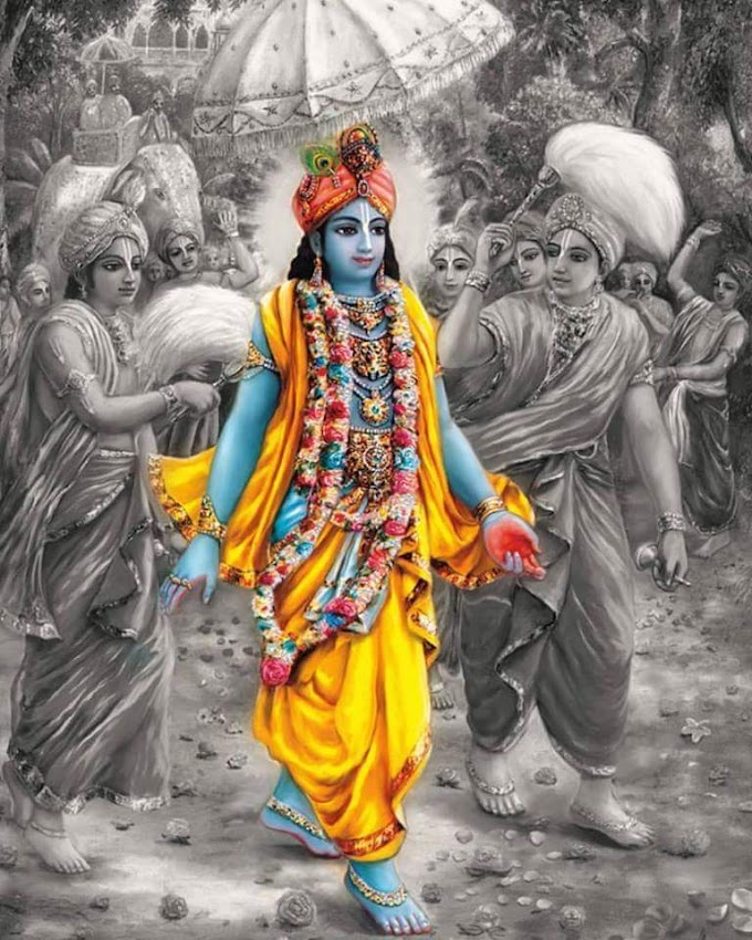 The Spiritual Practice of Hare Krishna Mantra