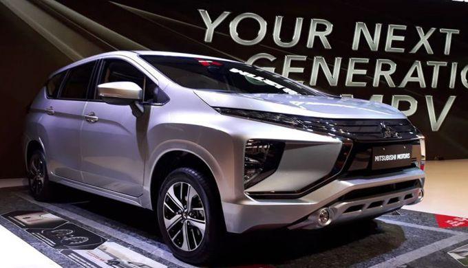 Harga Mitsubishi Expander Bersaing Dengan MPV Mobilio