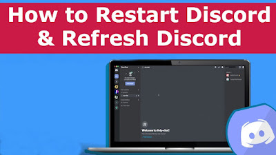 How to Restart Discord & Refresh Discord