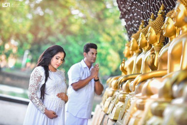Ridma pilapitiya Roshan Pilapitiya pregnancy photo shoot 5