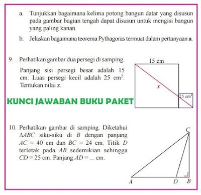Kunci Jawaban Buku Paket Matematika Halaman 13 Kelas 8 Semester 2 Kurikulum 2013
