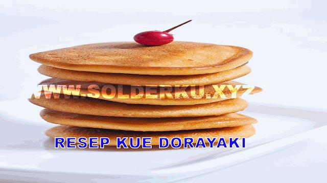 Resep Dorayaki