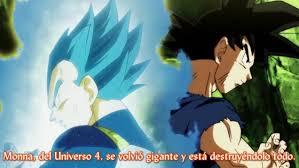 Dragon Ball Super – Episódio 112 – O voto de um Saiyajin! A determinação de Vegeta!