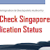 Ienquiry Check Singapore PR Application Status