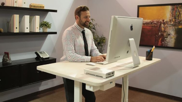 autonomous standing desk best office furniture ergonomic desktop