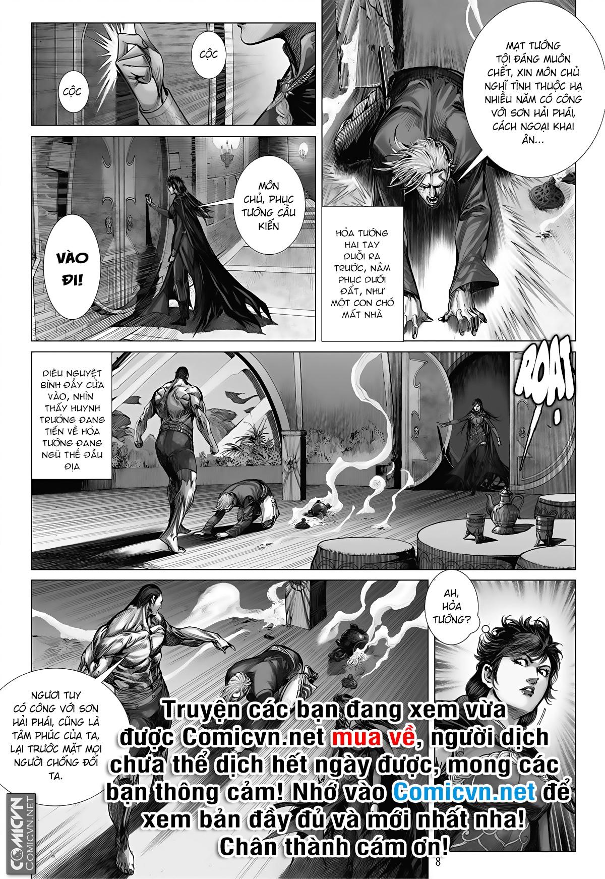 Sơn Hải Nghịch Chiến Chap 81 - Trang 8