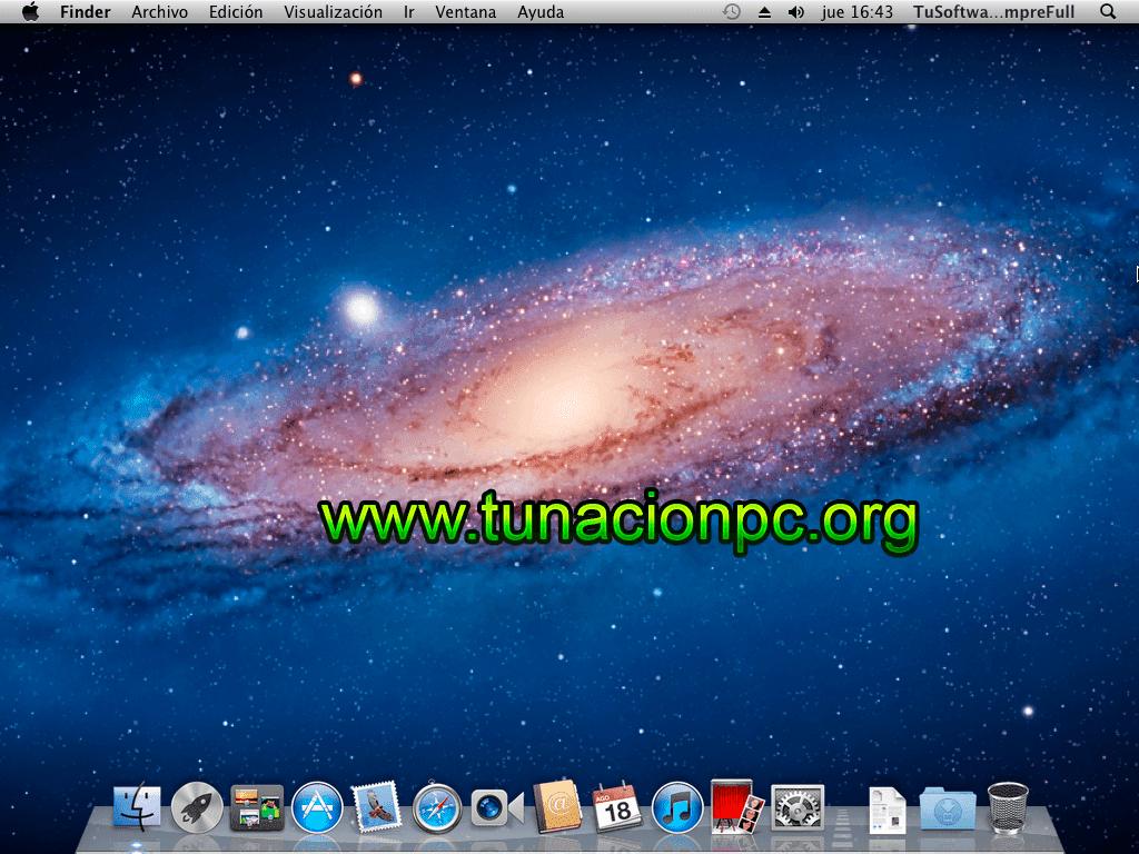 Mac OS X Lion v10.7